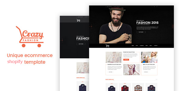 Crazy Fashion v1.0.1 – Shopify Responsive Theme