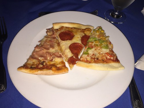 Be Live Marien Puerto Plata - Pizza for dinner