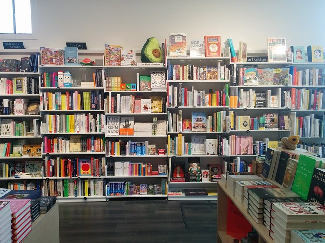 Type in the Junction (7) #toronto #thejunction #dundasstreetwest #typebooks #typebooksjunction #bookstore #latergram