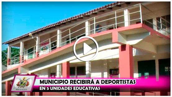 municipio-recibira-a-deportistas-en-5-unidades-educativas