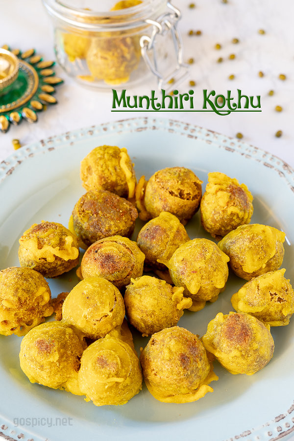 Munthiri Kothu Recipe by GoSpicy.net/