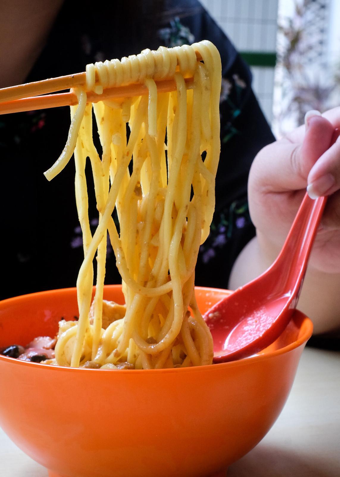 928 Yishun Laksa Yellow Noodle