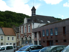 Pas-en-Artois Hôtel de ville en 2014