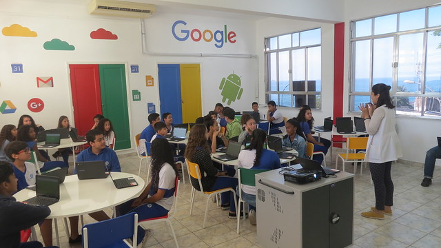 Sala Google ProfªRenata