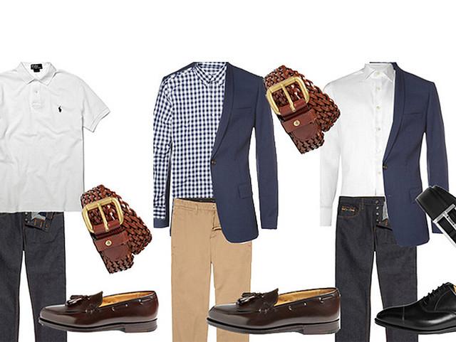 c62c712d2af4 Guía básica para el buen vestir de los hombres