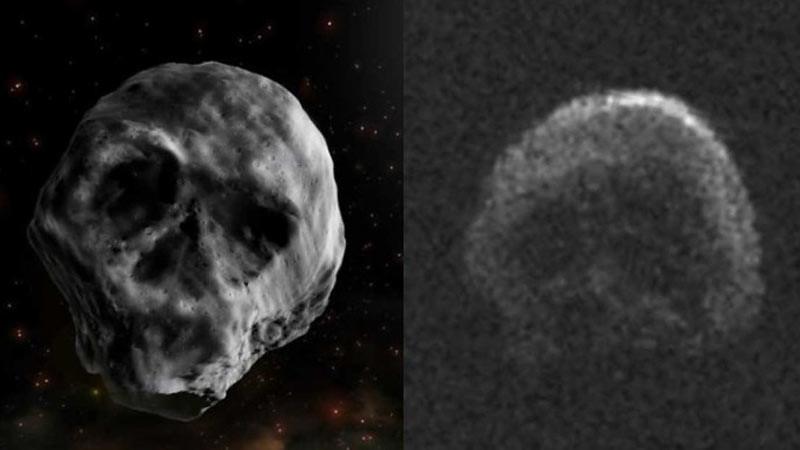 """""""komet kematian"""""""