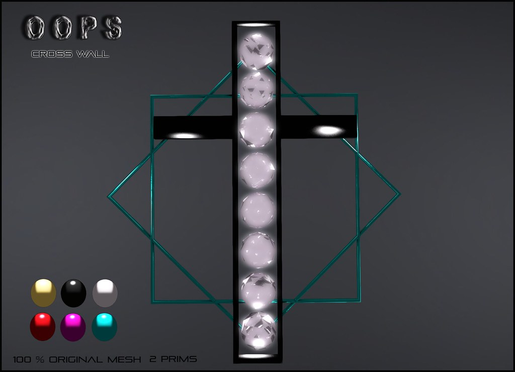 ::OOPS:: Cross Wall - GIFT - TeleportHub.com Live!