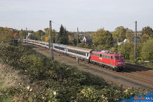 110 491 BTE . Eschweiler Hbf . 12.10.18.