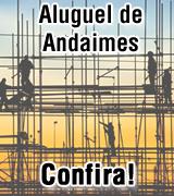 Aluguel e Locação de Andaimes em Recrerio RJ