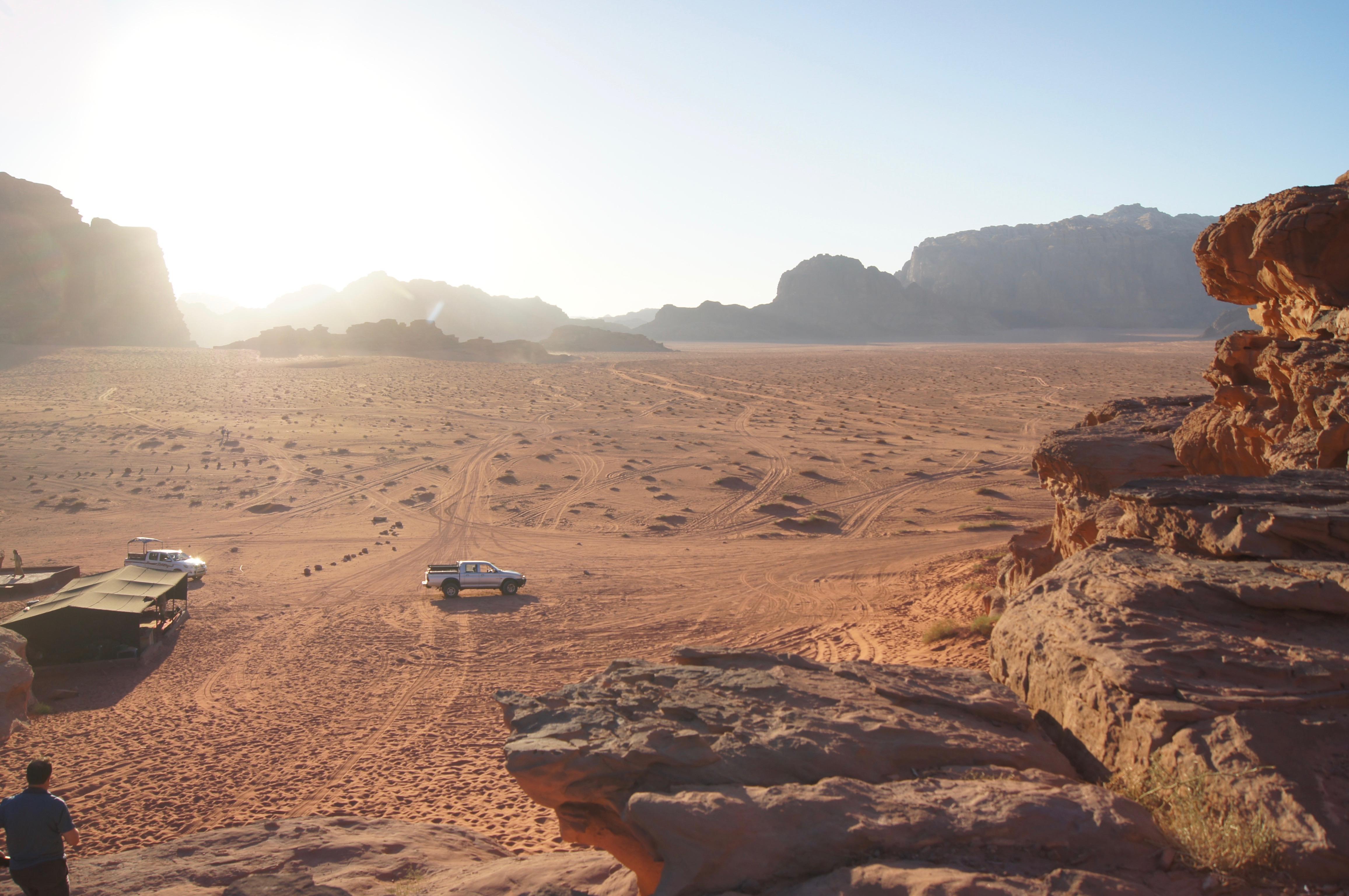 wadi rum - view
