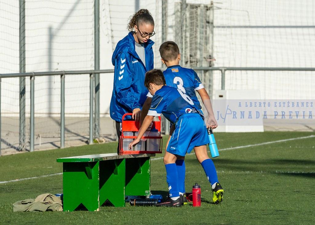 Imperio CF - Alevín F Fundació CF Badalona