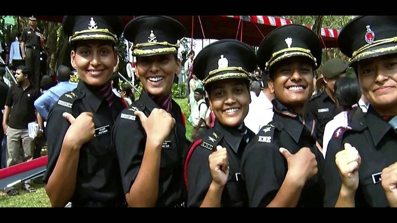 Women-will-join-army-police-for-the-first-time