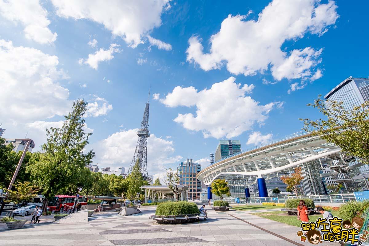 名古屋自由行-名古屋電視塔+宇宙船綠洲21-4