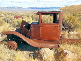 Methuselah Retired: ... Unionville, Nevada