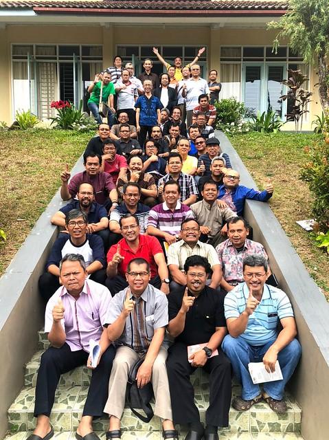 Retret Medior Keuskupan Agung Semarang