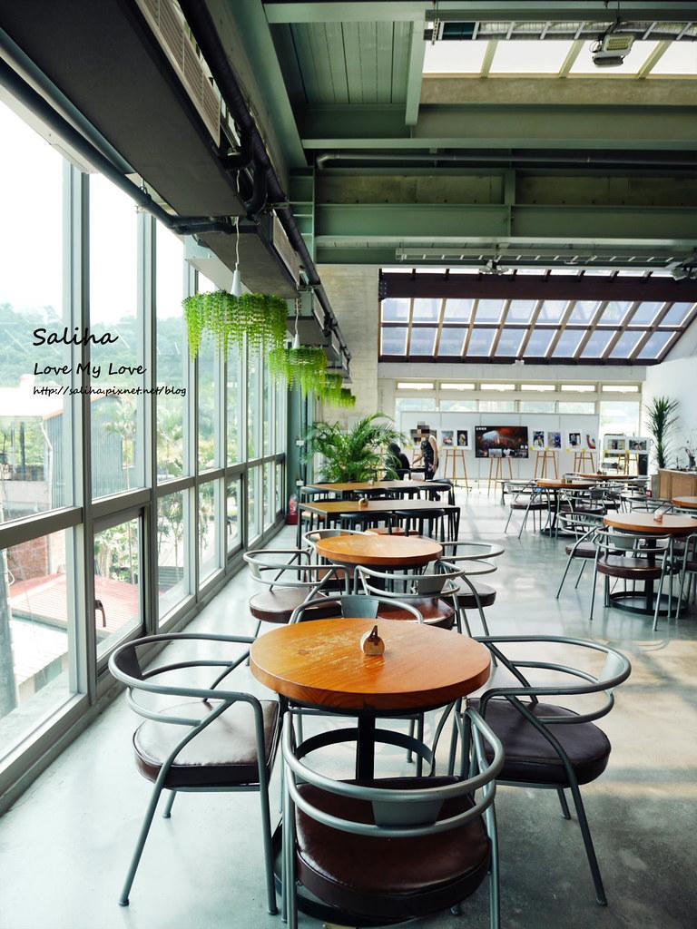 新北深坑老街一日遊景點餐廳美食推薦Arc Cafe不限時玻璃屋咖啡館下午茶 (8)