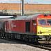 DB Cargo 60001 -  Nottingham