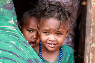 Petit Village Sof Omar. - Ethiopie