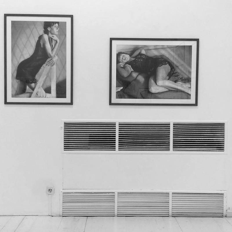 Выставка В. Сальникова в ММСИ на Петровке