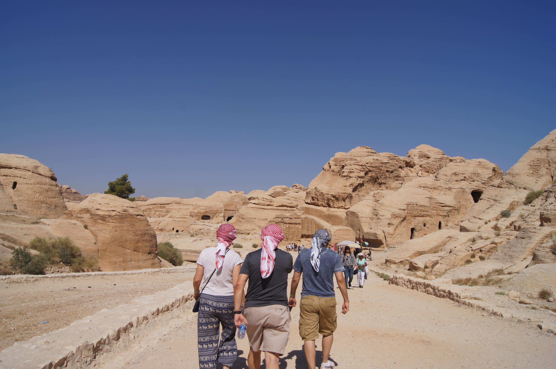 Petra - headscarves
