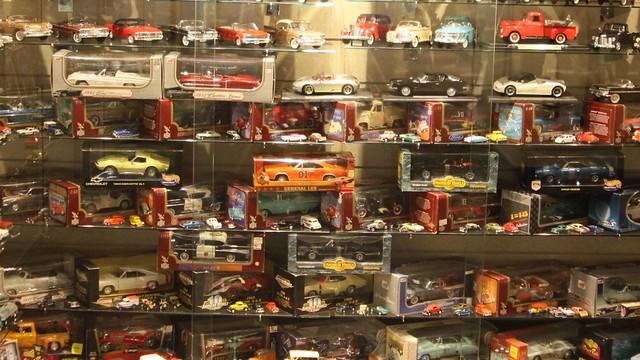 Plastic Car Models