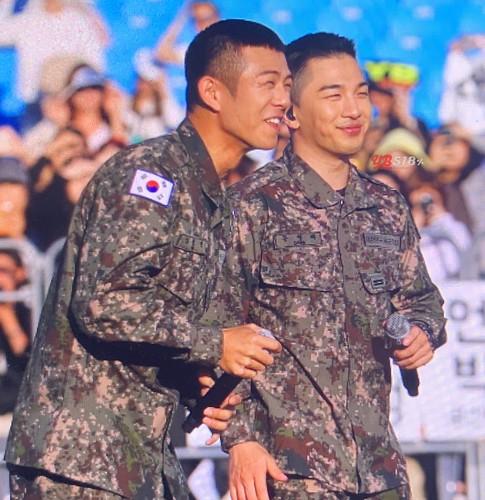 Taeyang Daesung Ground Forces Festival Korea 2018-10-08 (12)