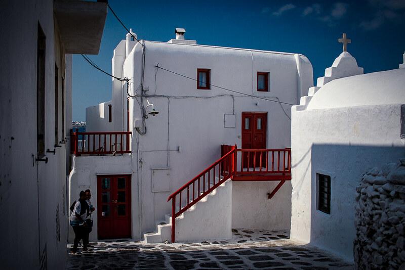 Calle de Mykonos
