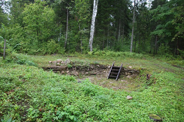 Lümanda lubja- ja tõrvatööstus / Lümanda lime and tar park, Estonia