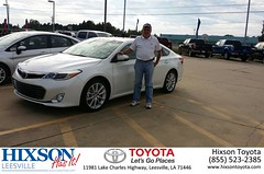 #HappyBirthday to William from Cindy Crosby at Hixson Toyota of Leesville!
