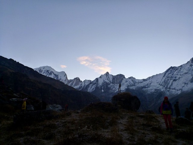 Annapurna Base Camp, Panasonic DMC-FT3