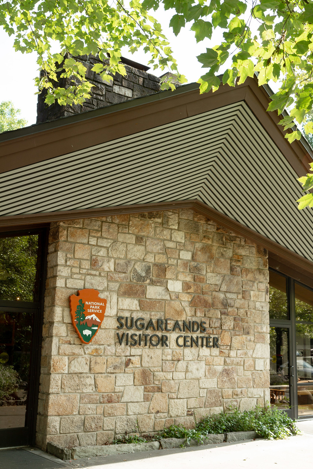 sugarlands visitor center great smoky mountain national park