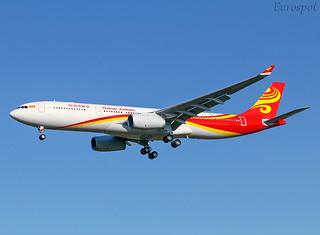 F-WWCH Airbus A330 Hainan