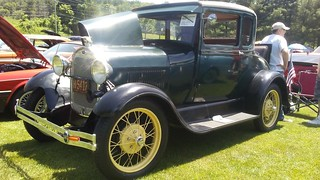 Charity Car Show - Somers, Connecticut