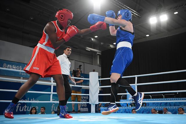 Jeux Olympiques de la Jeunesse Buenos Aires 2018 - 17 octobre, Jour 11