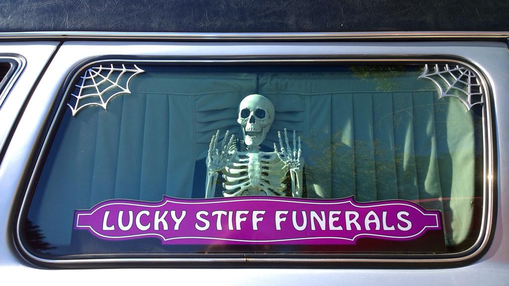 Lucky Stiff Funerals