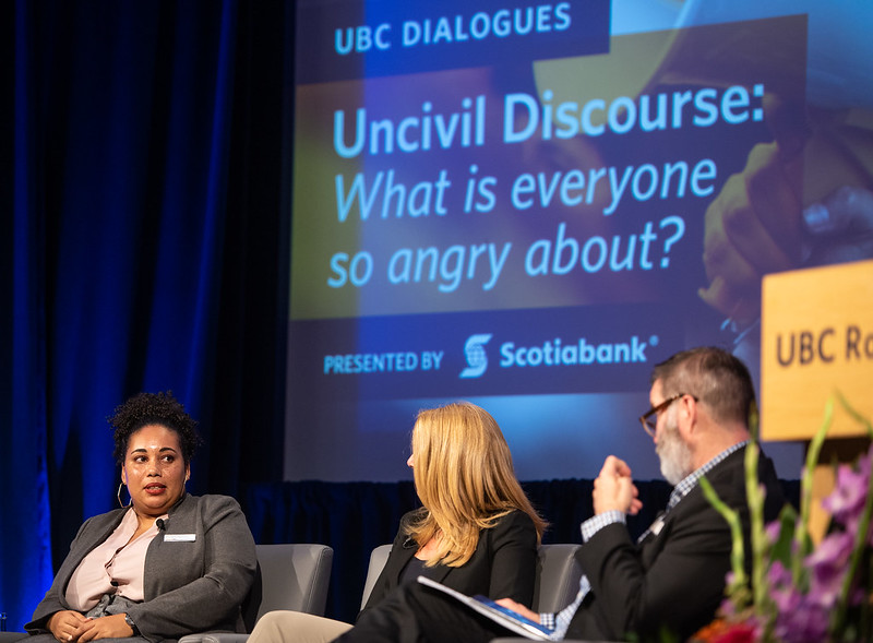 Uncivil discourse: What is everyone so angry about?