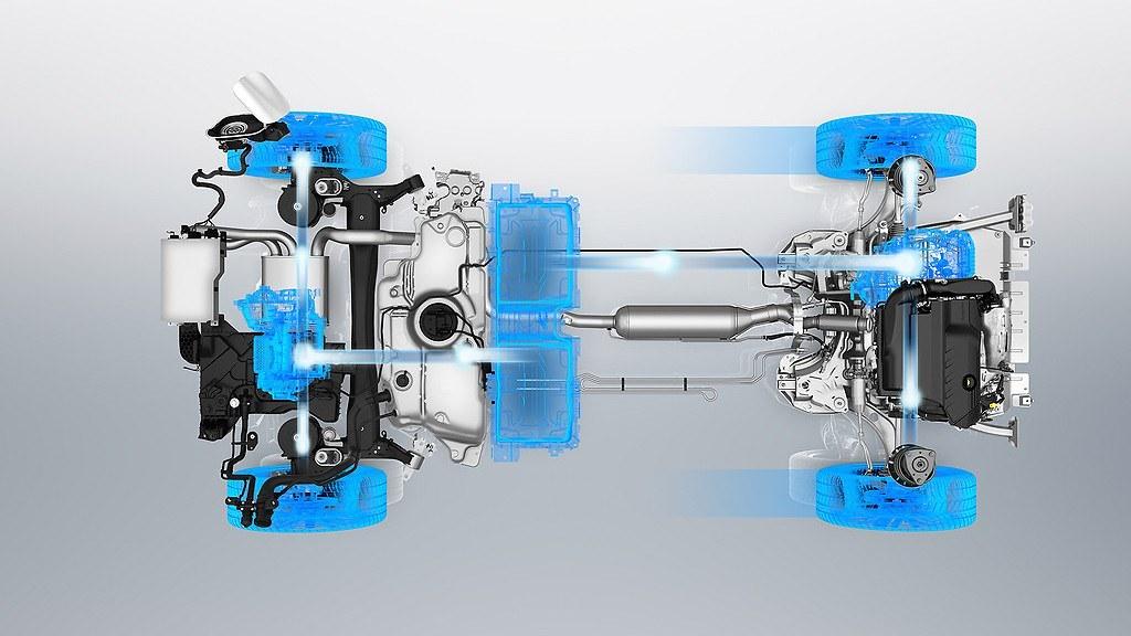 Peugeot 3008, 508, hybrid, hybrid4 16