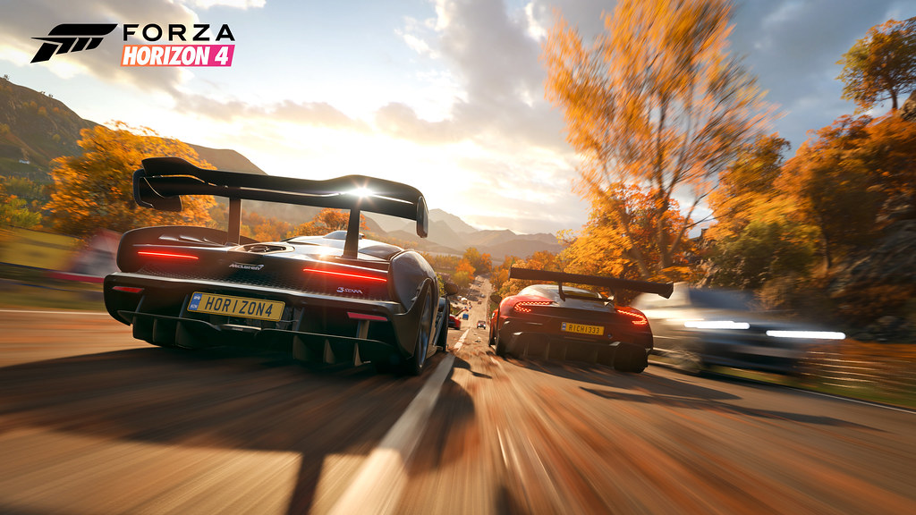 """Forza Horizon 4"" Previews - Head-to-head Race"