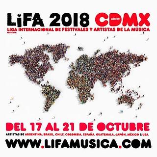 LIFA 2018 CDMX