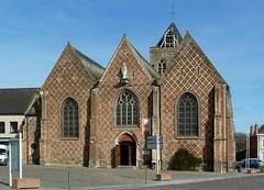 Esquelbecq.- Eglise Saint Folquin (1)
