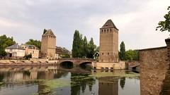 Strasbourg:  Barrage Vauban