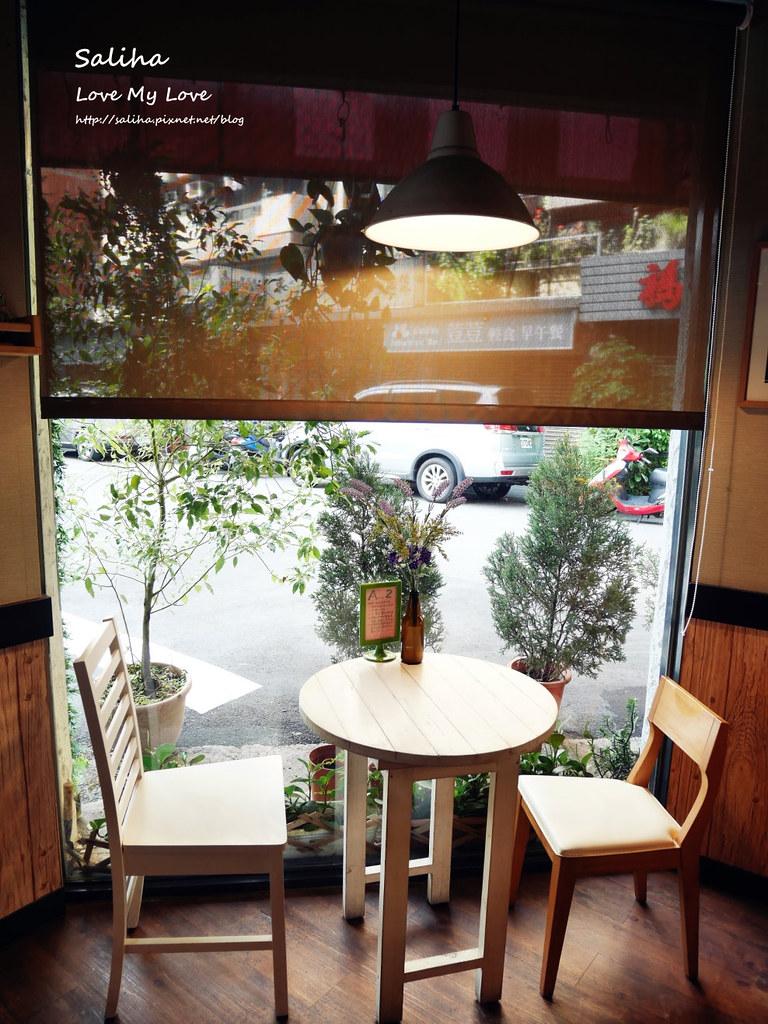 台北行天宮站附近餐廳美食咖啡館早午餐推薦遇見美好下午茶蛋糕 (7)