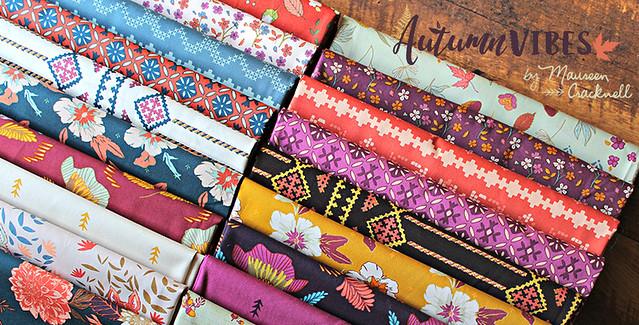 Autumn Vibes Banner - Fabrics
