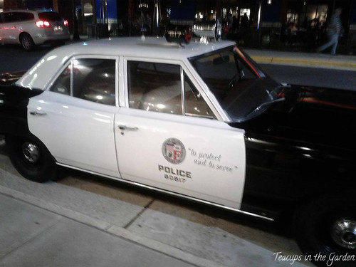 3-Police Car from Mayberry