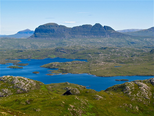 Assynt, Scotland, Canon POWERSHOT A710 IS