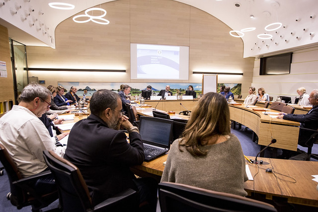 CFS Side Event 50 - Realizing the right to food from oceans and inland waters