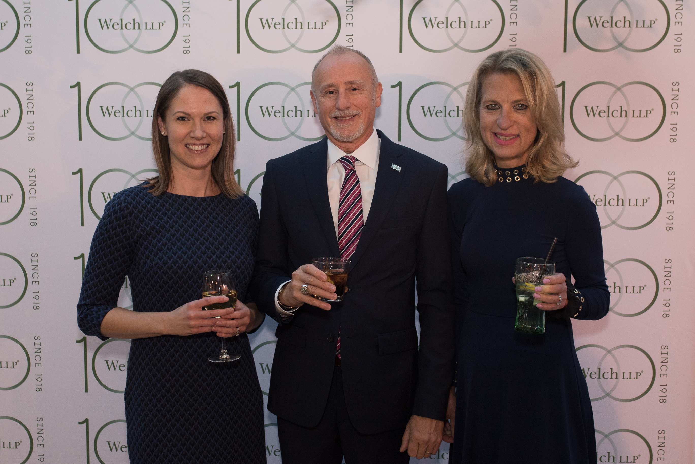 Welch 100 Year Anniversary (Toronto)