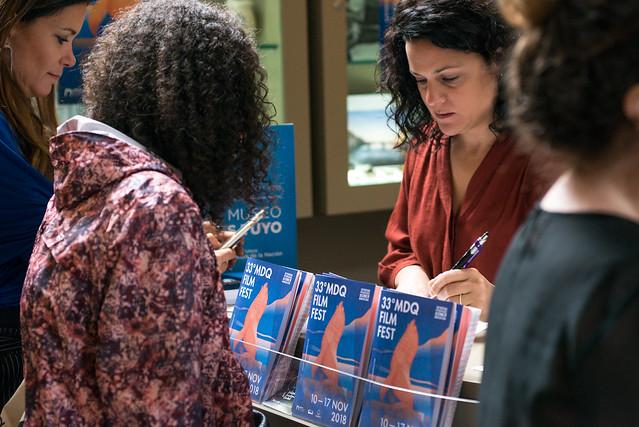 Presentación oficial 33º Festival Internacional de cine de Mar del Plata