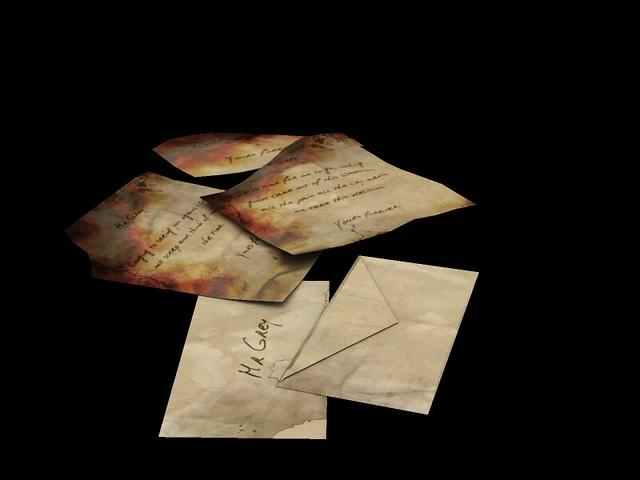 IMAGE RECOGNITION Burned Letters