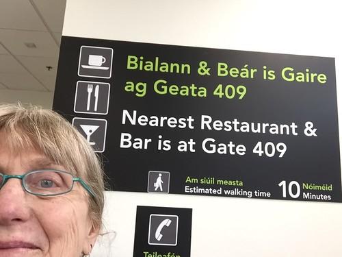 1-1 Dublin Airport